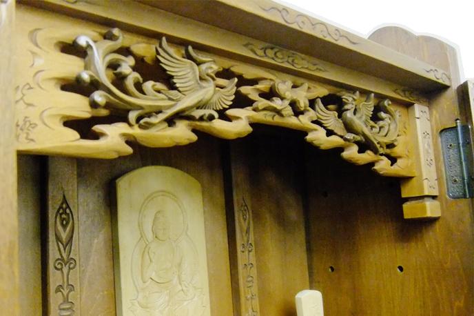 オーダー仏壇 オリジナル