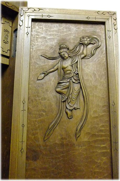 木彫 仏壇