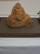 立体彫り 木彫作品